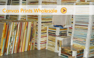 wholesale canvas prints from China
